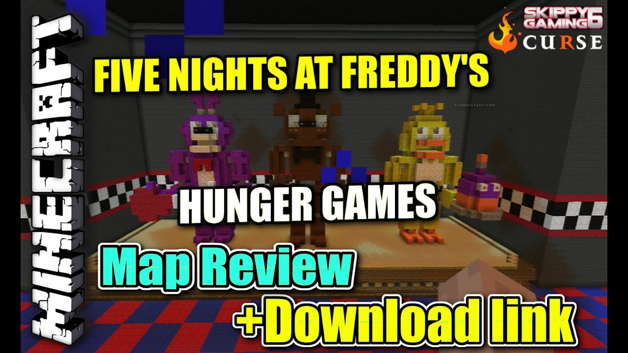 Five Nights at Freddys Map (Minecraft PS4) | mcps4download
