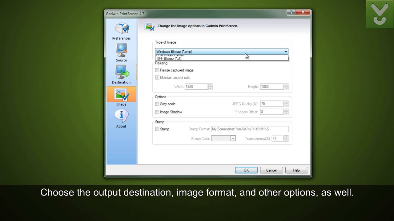 Gadwin PrintScreen - Capture and save screenshots with ease - Download  Video Previews