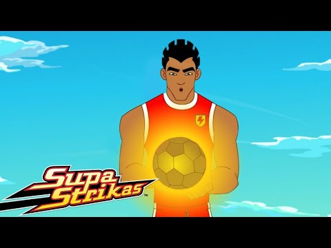 Download S3E10 Dribbler on the Roof | SupaStrikas Soccer kids cartoons | Soccer and football animation kids