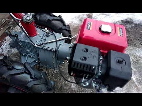 КУПИЛ мотоблок Мотор Сич !!! Двигатель RATO 270 !!