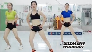 Aerobic dance workout for weight loss easy l Aerobic dance workout full video l Zumba Workout