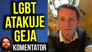 Organizacja LGBT Dyskryminuje Geja - W tle Pieniądze na Finansowanie - Analiza Komentator Wywiad