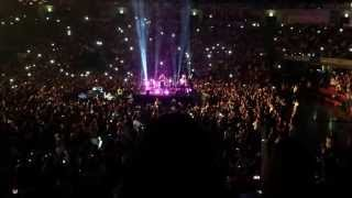 Download Lagu The Script - The Man Who Can't Be Moved (MEO Arena - Lisbon, Portugal) Mp3