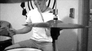 Blink 182   Give Me One Good Reason Drum Cover