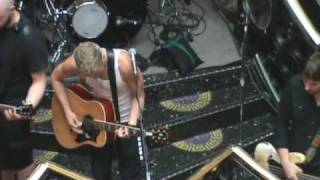 Lifehouse sound check By Your Side and Falling In
