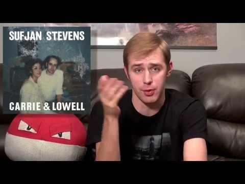 Sufjan Stevens - Carrie & Lowell - Album Review