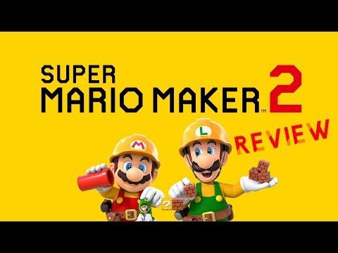 Super Mario Maker 2 (Review / Análisis)