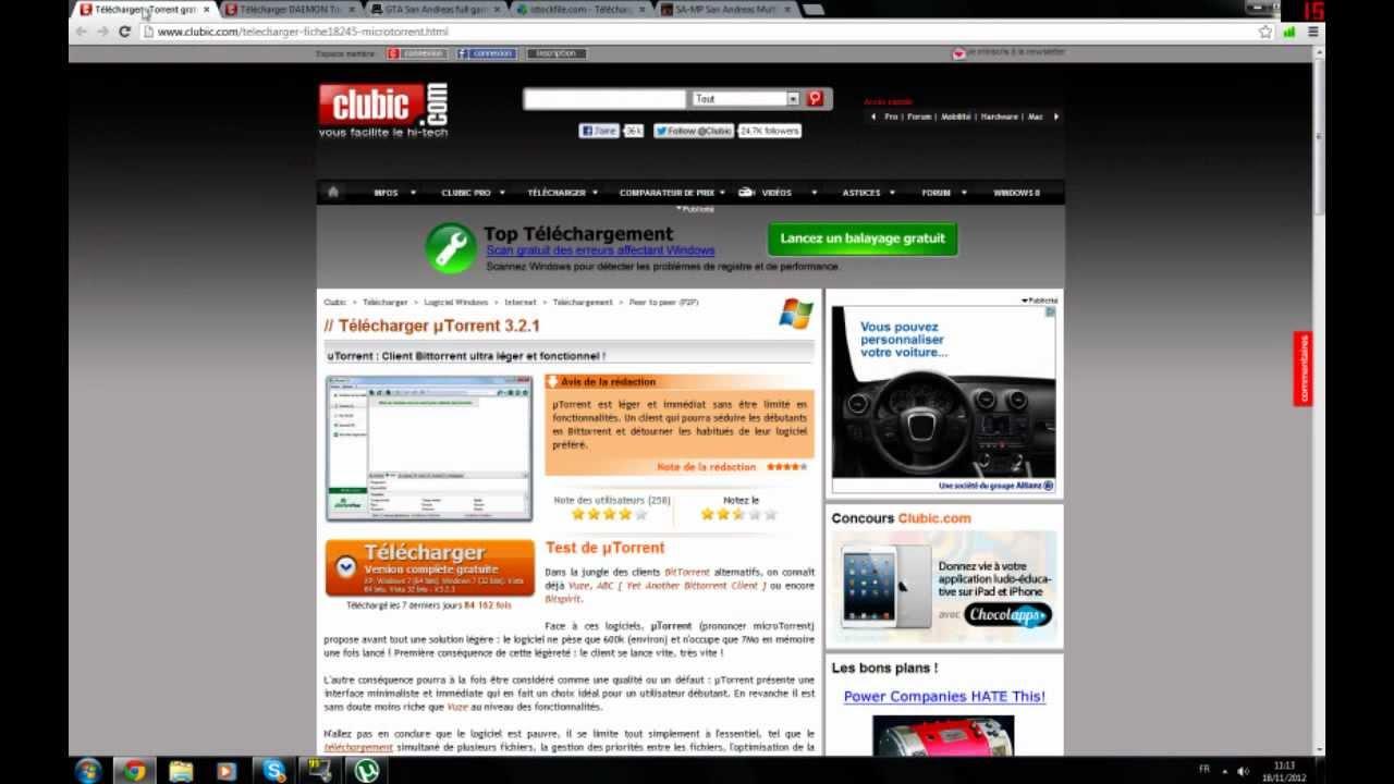 2009 TÉLÉCHARGER SUR CLUBIC MSN