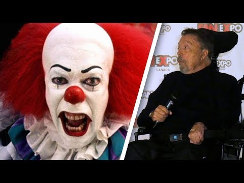 Tim Curry talks IT at Fan Expo Canada