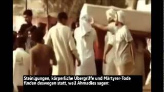 Ahmadiyya Muslim Gemeinde *Verfolgungen, Geduld, Gebet..*