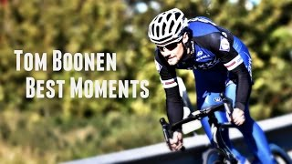 Tribute to Tom Boonen career