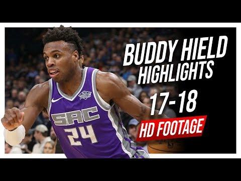 Kings SG Buddy Hield 2017-2018 Season Highlights ᴴᴰ