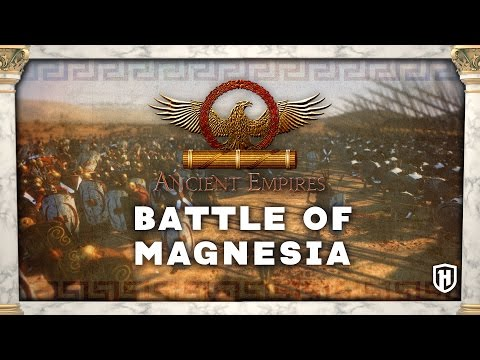 BATTLE OF MAGNESIA! | Ancient Empires Mod Gameplay