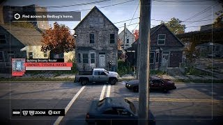 Watch Dogs - Not A Job For Tyrone: Find Bedbug