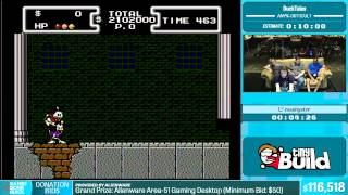 DuckTales by mashystrr in 8:48 - Summer Games Done Quick 2015 - Part 21
