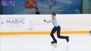 Андрей Кутовой КП Первенство Санкт Петербурга старший возраст 2020