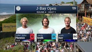 2016 J-Bay Open: Round Four, Heat 1 Video