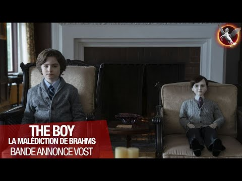La Malédiction de Brahms - The Boy 2