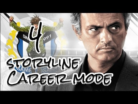 """Forced Retirement?""  FIFA 17 Storyline Career Mode The Next Journey  EP 4"
