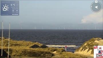 360 webcam Vejers Strand