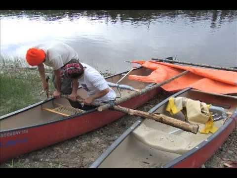 Canoe Camping Trip - Missinaibi River  - Ontario, Canada - 1 of 2