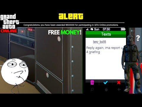 Rockstar Free Money $500,000 Tryhard Moments New DLC? GTA Online