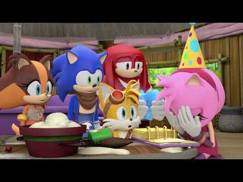 Соник Бум - 2 сезон 27 серия - Опасный друг | Sonic Boom
