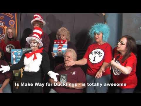 South Attleboro Village Lions Rap Video