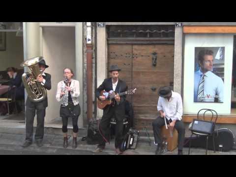 [Musique] La Troupadour à Vienne (Isère)