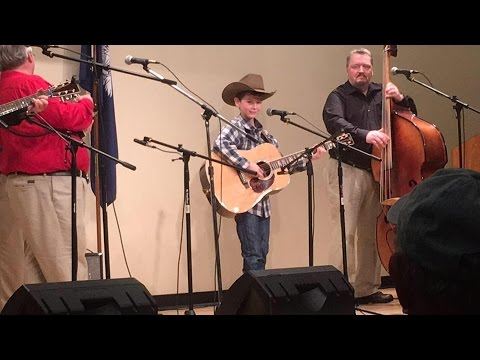 Rivertown Bluegrass Society May 2016 Concert Part 1