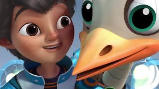 Майлз с другой планеты - Послания Майлза - все серии подряд (1-10 серии) l Мультфильмы Disney
