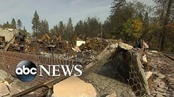 One year since Camp Fire in Paradise, Calif. l ABC News