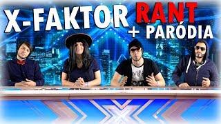 X-Faktor RANT + PARÓDIA | [10k különkiadás🍾🎈]