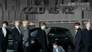 BTS FF [ Cold As Ice ] Episode 1