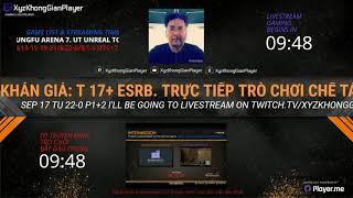 [Highlight] 👓M 17+ ESRB 🎮Xyz Spacious Player 🎥Live Gaming 🚀Starcraft \u0026 More 📅Sep 17 T