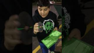 7/28/17 - GAMESTOP - 12 Yr Old MIDNIGHT! Dumpster Dive! XBOX ONE & 360 Finds! Nintendo Wii - REAL!!!