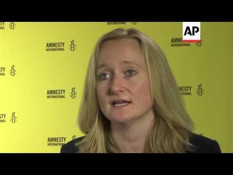 Amnesty condemns arrest of activists in Turkey