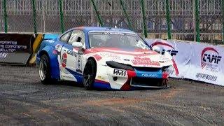 D1GP China 2017 - Shenzhen Drift: Crashes