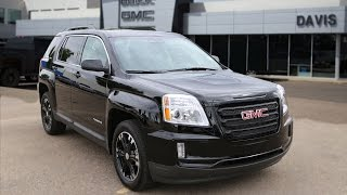Brand New 2017 GMC Terrain SLT Nightfall Edition For Sale In Medicine Hat, AB