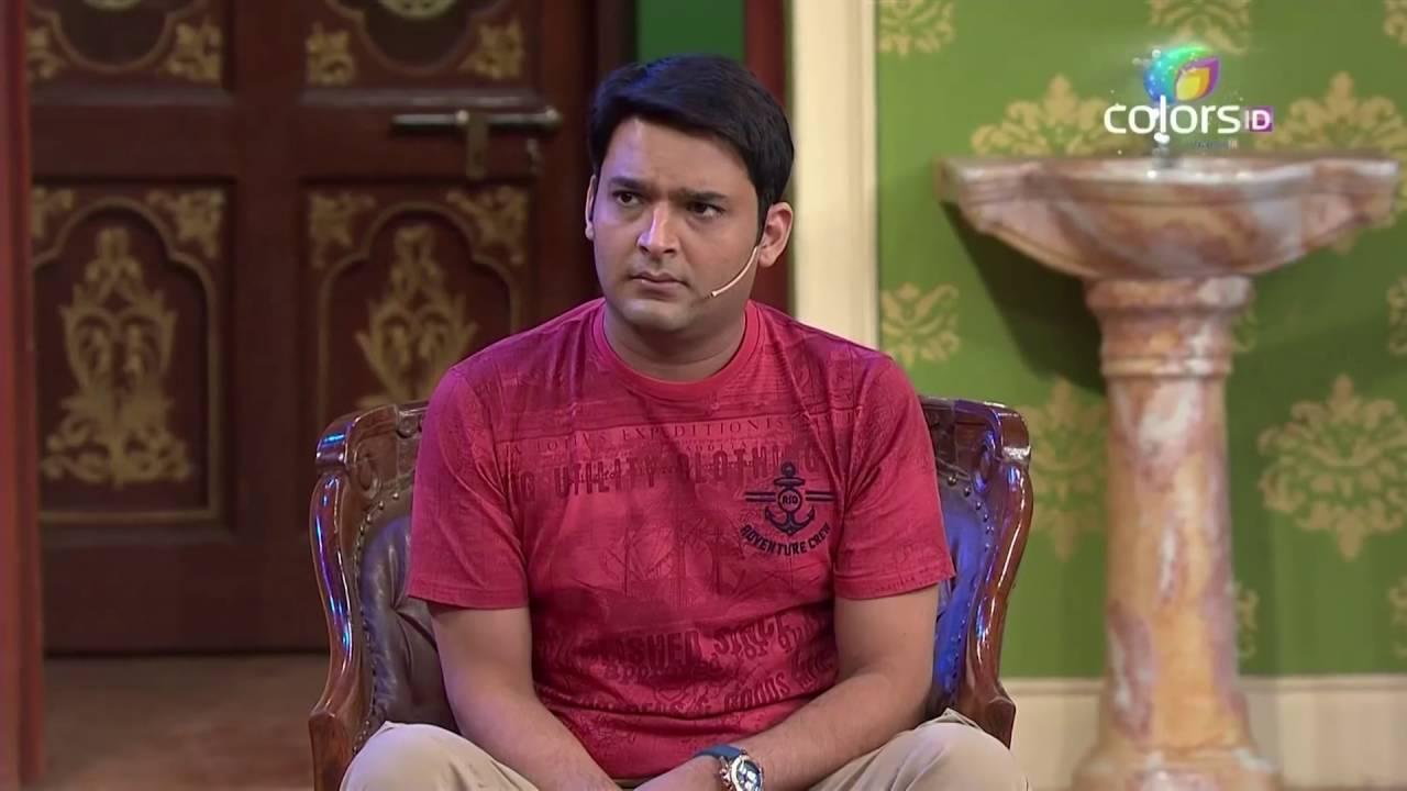 Download Comedy Nights With Kapil - Sanjeev Kapoor & Vikas Khanna - Full episode - 5th July  2014 (HD)
