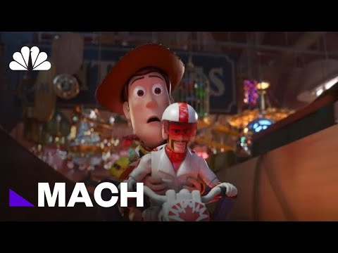Toy Story 4: The Not So Far-Fetched Idea Of Bringing Toys To Life | Mach | NBC News