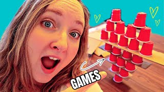 6 Valentine Game Ideas  No Candy!