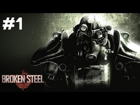 Let's Play Fallout 3: Broken Steel - Part 1