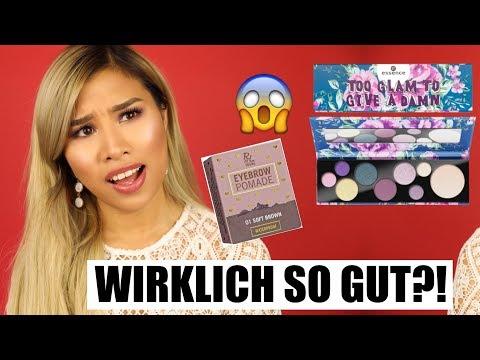 WIRKLICH SO GUT?! Drogerie Neuheiten LIVE TEST!! l Kisus Beauty News