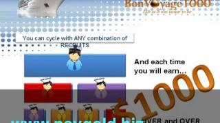 Bon Voyage 1000 Compensation Plan