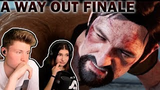DAS SCHOCKIERENDE FINALE.. | A Way Out #11 | Kati & Dner