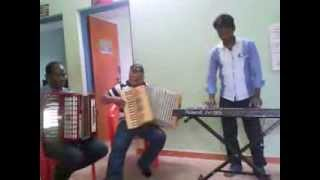 Mahilvom, Mahilvom - Accordion Instrumental by Jake Simon & Keyboard by Gideon Raja