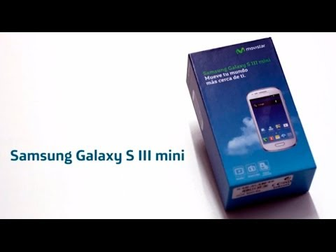 MOVISTAR - Samsung Galaxy S III Mini Unboxing