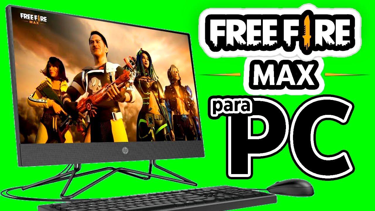 ✅ Cómo DESCARGAR FREE FIRE MAX para PC ►NUEVO 2021◄ 💻 | Última Actualización ⭐