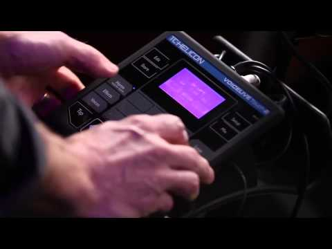 TC Helicon VoiceLive Touch 2 Vocal Processor – Things To Know | Full Compass